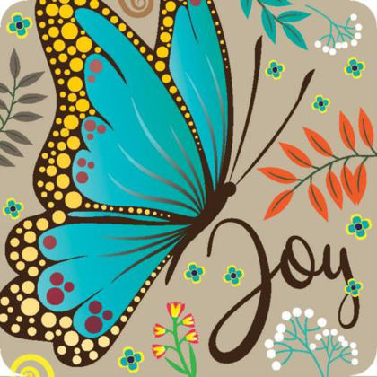 Picture of Joy butterfly coaster