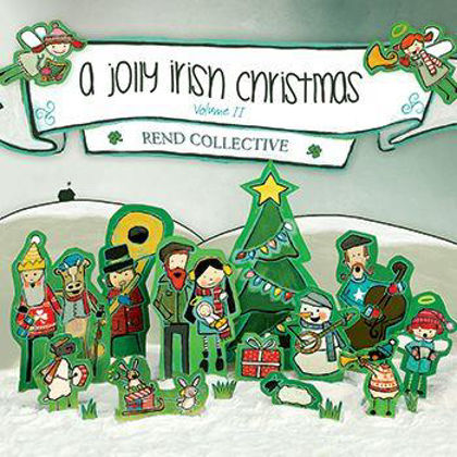 Picture of Jolly Irish Christmas Volume II CD, A