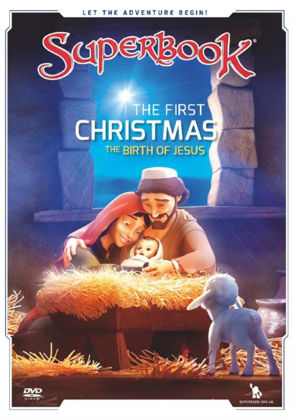 Picture of Superbook: Christmas