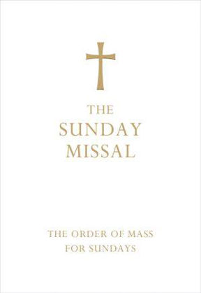 Picture of Sunday Missal - White