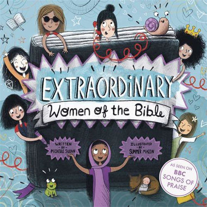 Picture of Exraordinary women of the bible