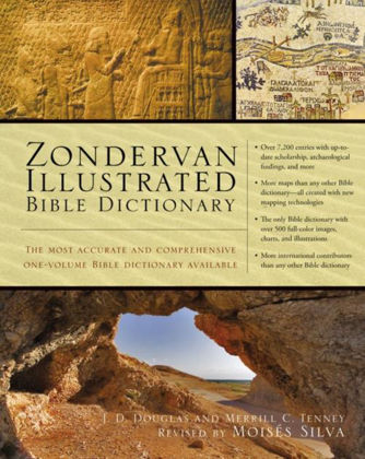 Picture of Zondervan Illustrated bible dictionary