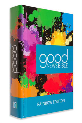 Picture of Good News Bible - Rainbow