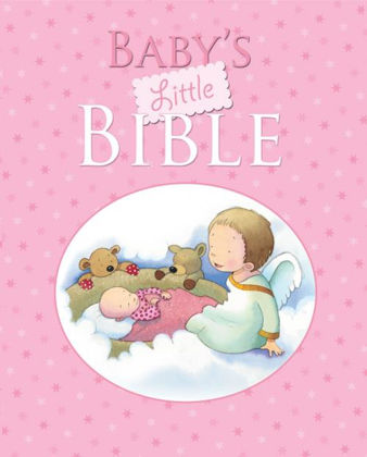 Picture of Baby's little bible Pink