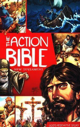 Picture of Action bible New Testament