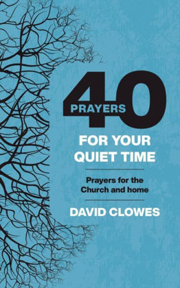 Picture of 40 prayers for the your quiet time