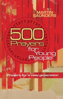 Picture of 500 prayers for young people