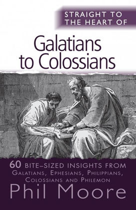Picture of Straight to the heart of Colossians