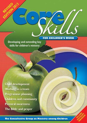 Picture of Core skills for children's work