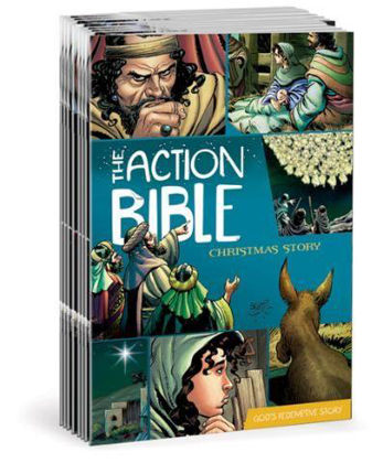 Picture of Action bible - Christmas story (25)