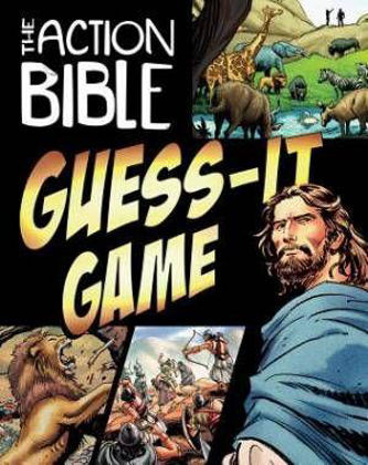 Picture of Action bible guess it game