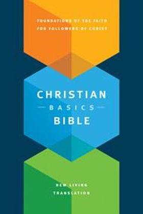 Picture of NLT Christian Basics bible