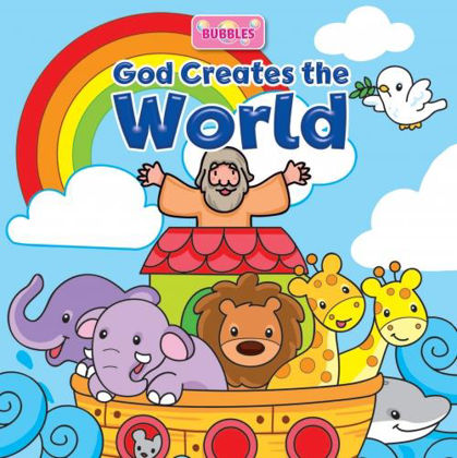 Picture of Bubbles: God creates the world