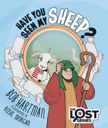 Picture of TLS Have you seen my sheep?