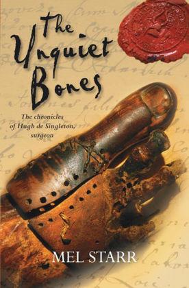 Picture of Unquiet bones (The Chronicles of Hugh de Singleton, Surgeon #1)