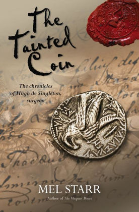 Picture of Tainted coin The (The Chronicles of Hugh de Singleton, Surgeon #5)