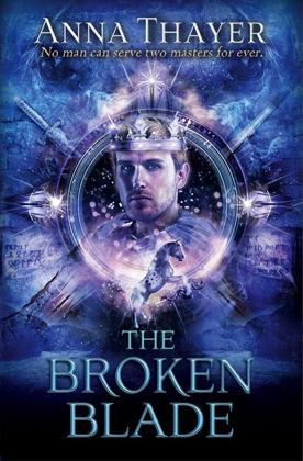 Picture of Broken Blade (Knight of Eldaran 3)