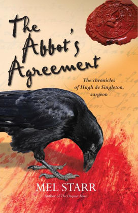 Picture of Abbot's agreement The (The Chronicles of Hugh de Singleton, Surgeon #7)