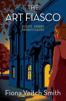 Picture of Art fiasco The (Poppy Denby Investigates #5)