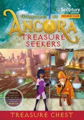 Picture of Treasure chest (x10)