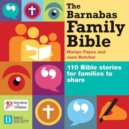 Picture of Barnabas family  bible The
