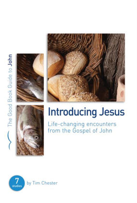 Picture of John: Introducing Jesus (Good Book Guide)