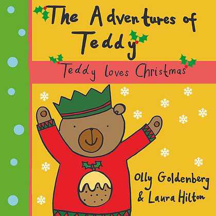 Picture of Teddy loves Christmas (Adventures of Teddy)