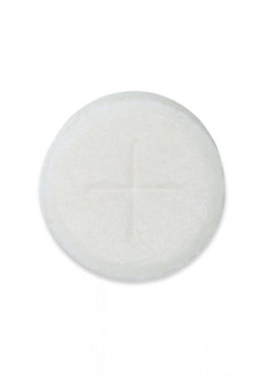 Picture of People's wafer 1 1/8'' Single cross (100)