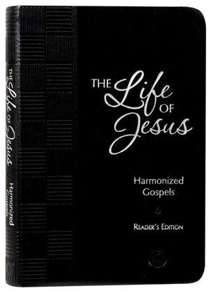 Picture of The Passion translation: Life of Jesus: Harmonized gospels