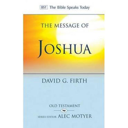 Picture of BST: Message of Joshua