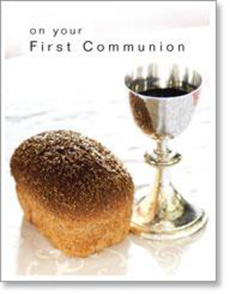Picture of Chalice and bread