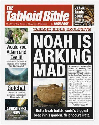 Picture of Tabloid bible The