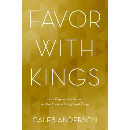 Picture of Favor with kings