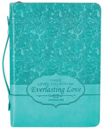 Picture of Everlasting love blue (156x224x40mm)