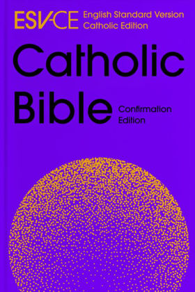 Picture of ESV-CE Catholic Bible, Anglicized Confirmation Edition