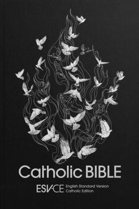 Picture of ESV-CE Catholic Bible, Anglicized Standard