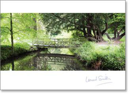 Picture of Inspire - Bridge over stream