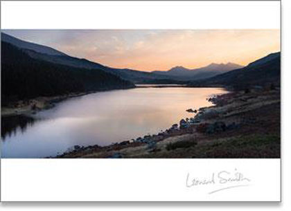 Picture of Snowden sunset