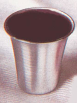 Picture of Stainless steel communion cups (12)