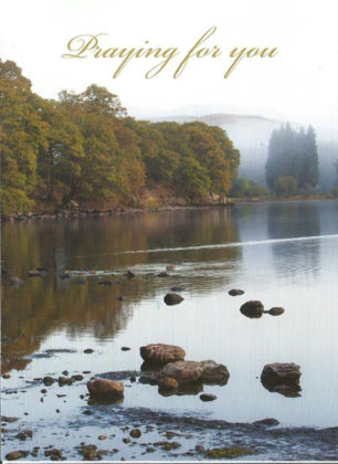 Picture of Lakes scene - Coniston water