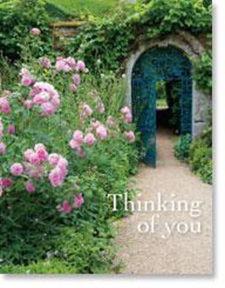 Picture of Roses arched gateway