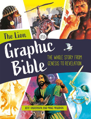 Picture of Lion graphic bible The 2nd edn