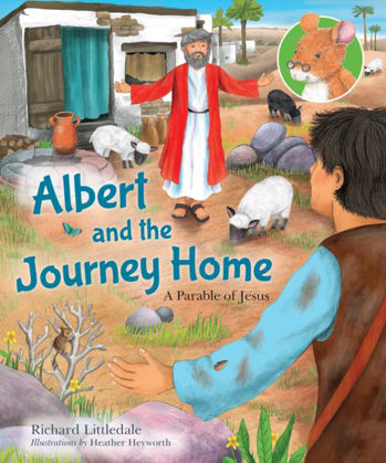 Picture of Albert and the journey home