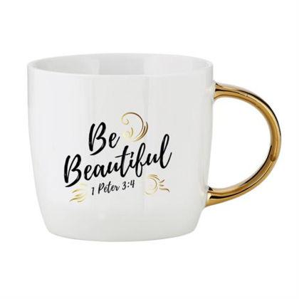 Picture of Be Beautiful Mug