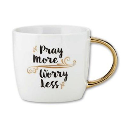 Picture of Pray More, Worry Less