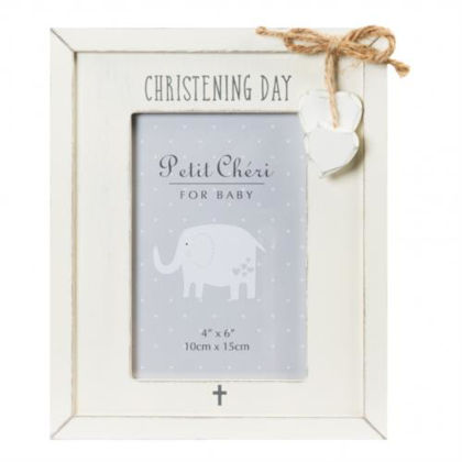 Picture of Petit Cheri Hearts - Christening Day