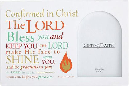 Picture of Photo Frame Confirmed in Christ 9 X 6