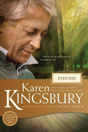 Picture of Found (Firstborn #3)