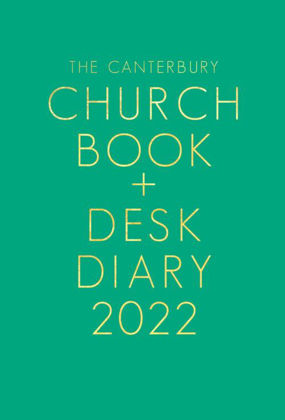 Picture of Church book and desk diary 2022