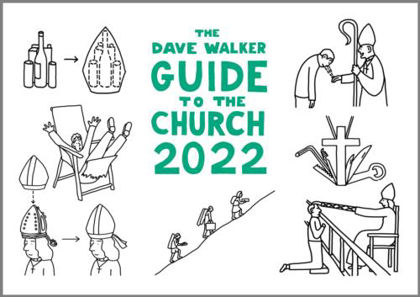 Picture of Dave Walker Calendar 2022